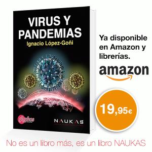 Virus y pandemias, de Ignacio López-Goñi - Sello Editorial Naukas